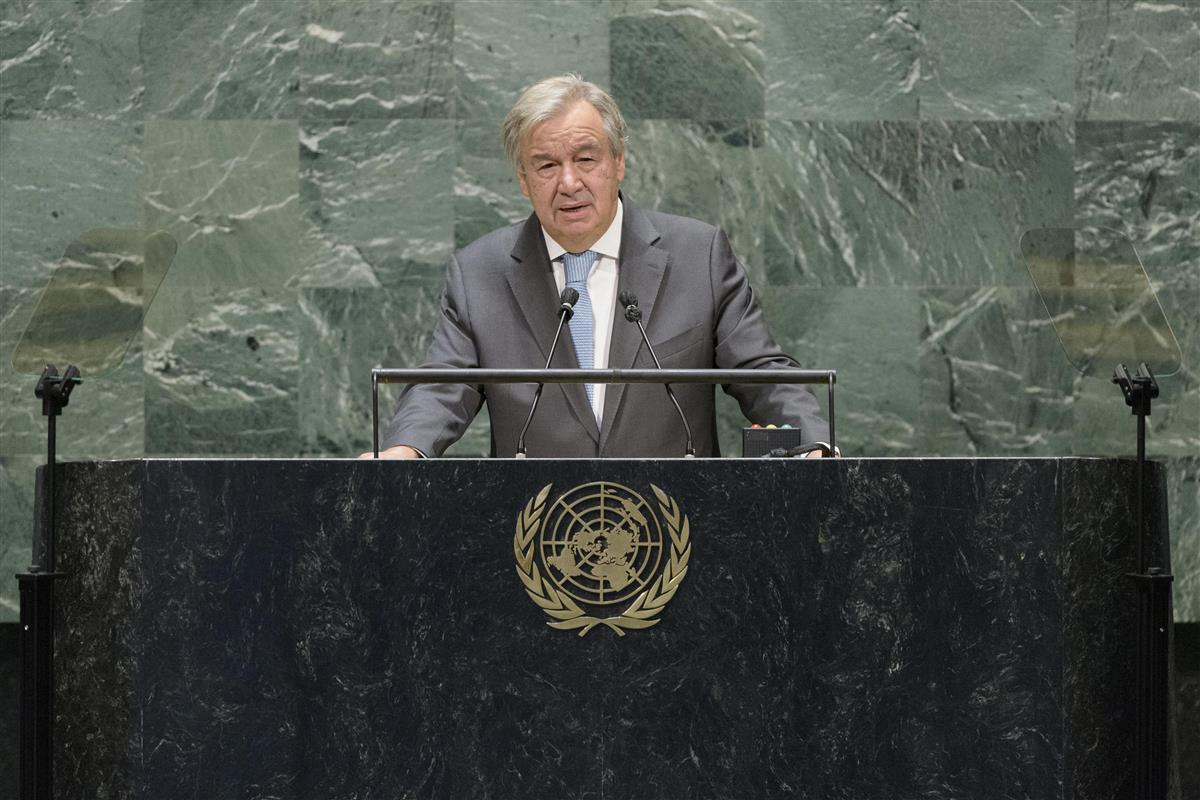 【国連創設75年】中国の攻勢、米国の関与低下で損なわれる創設…