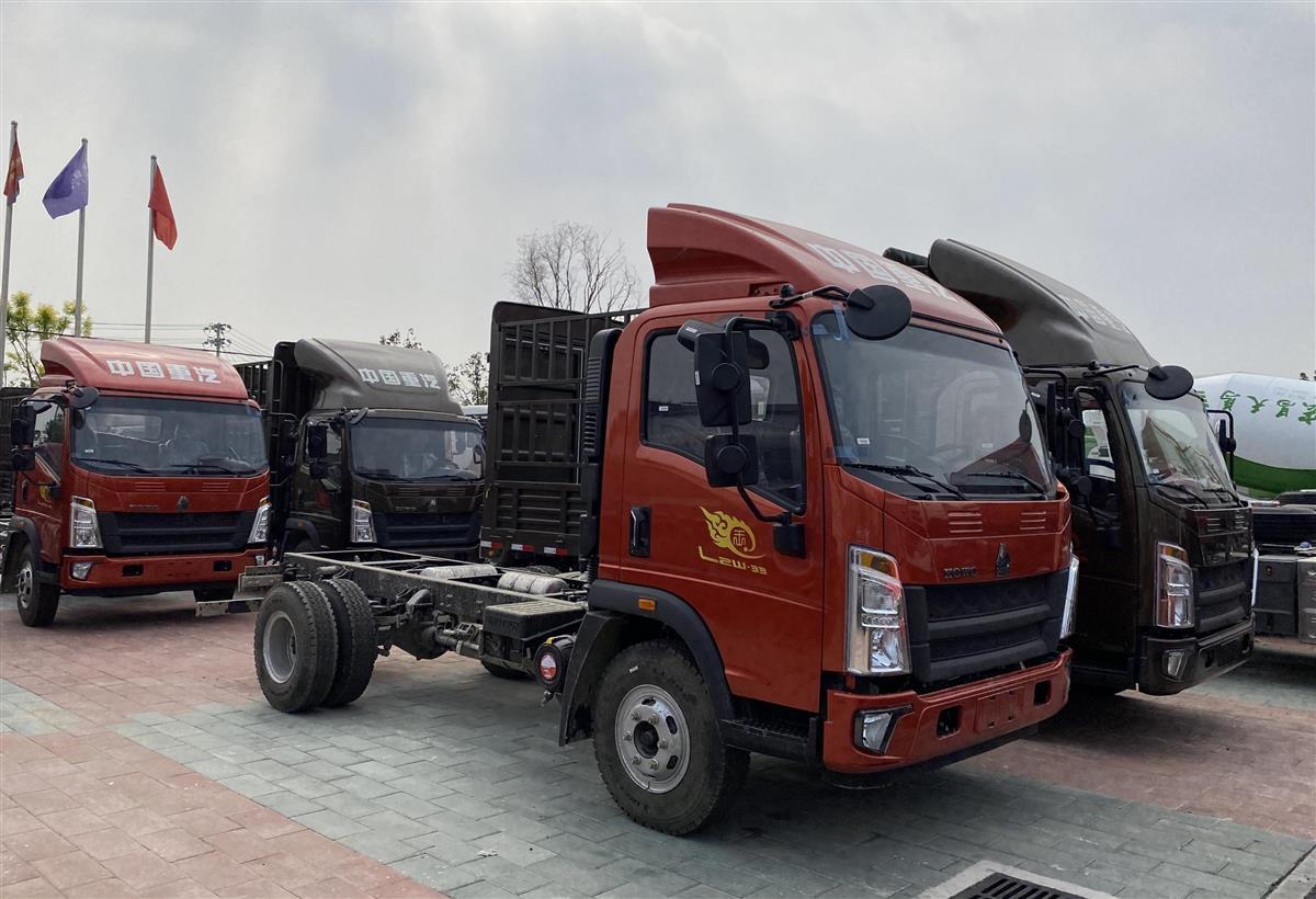 中国市場でトラック販売好調 日系にも恩恵 インフラ投資背景