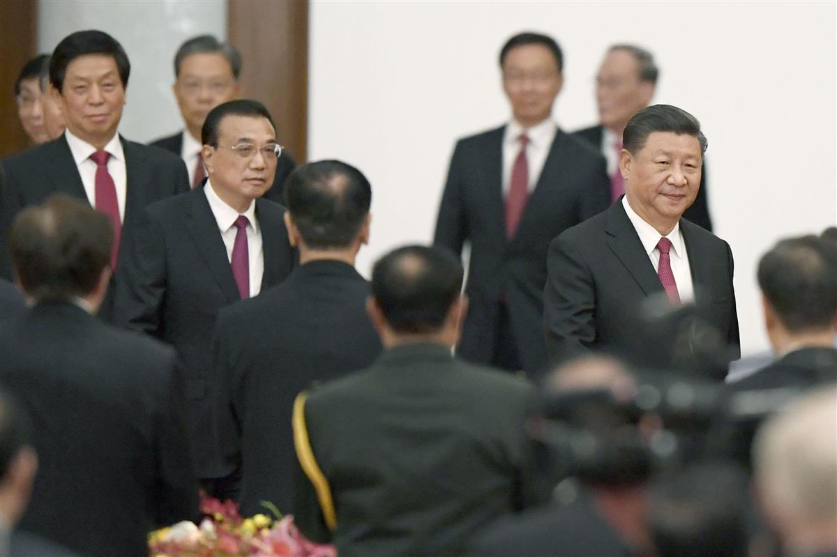 中国で5中総会始まる 新5カ年計画で脱炭素政策も検討へ