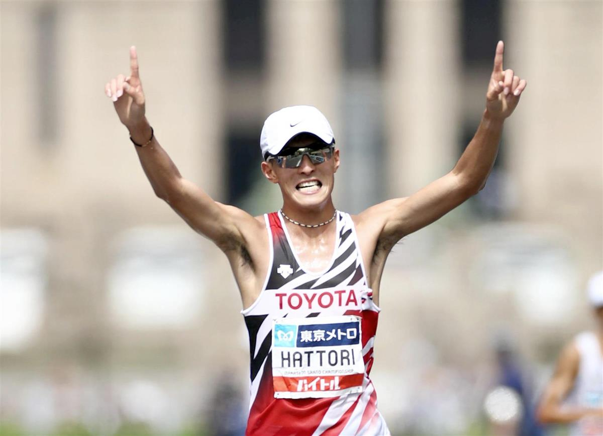 五輪代表の服部ら出場、海外招待はゼロ 福岡国際マラソン
