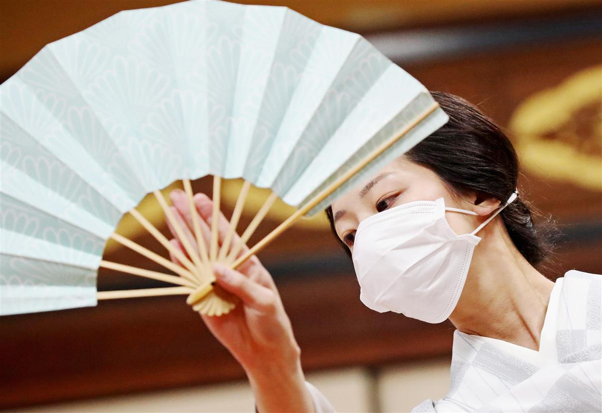 【Yukiaの洛中洛外】マスク姿でも華やかに