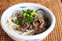【料理と酒】うどん県香川の肉うどん