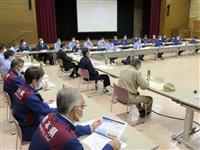 球磨川「流域治水」推進で合意 熊本知事「ダム排除せず」協議会が初会合