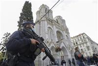 南仏教会テロの容疑者はチュニジア移民 7千人体制で厳戒
