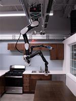 トヨタがつくる次世代のロボットは、「家の片付け」も自ら学習する