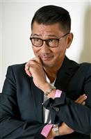 紫綬褒章・俳優の中井貴一さん 幅広い演技「必死に一つのこと継続」