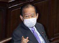 自民・二階幹事長、大阪都構想否決「党としても誇らしい」