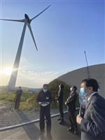 立民・枝野代表、自然エネ重視強調 首相との違いアピール