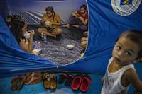 比に強力台風、10人死亡 100万人が避難