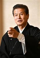 紫綬褒章 文楽人形遣い 吉田玉男さん(67)輪郭の大きな芸で魅了