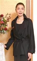 【秋の叙勲】女優、麻実れいさん(70)「舞台は大切な場所」再確認