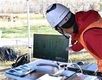 ドローンやAI活用した林業新技術 脱3Kに付加価値も 信州大チームが開発