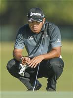 松山は自らの期待に沿えず暫定29位 米男子ゴルフ