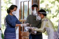 ミャンマーで8日に総選挙 スー・チー氏与党に失望感