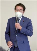 任命拒否問題で首相擁護 下村氏「改革求め選択」