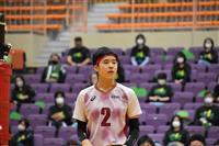 【春の高校バレー】緊急事態宣言中は1日10キロ走破 敬愛学園3年・永井知佳さん