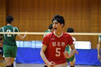 【春の高校バレー】千葉・習志野2年・高橋慶帆(けいはん)さん 191センチの高さ生かす