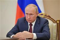 バイデン氏勝利報道 ロシア、さらなる対米関係悪化を懸念