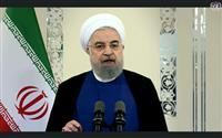 イラン大統領「新政権は過ち償え」 米に敵視政策の転換要求