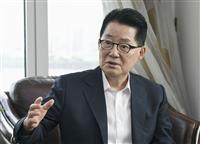 韓国情報機関トップ訪日、二階幹事長らと会談か