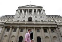 英、環境債やデジタル通貨を推進 金融分野の計画を公表