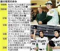 「JFK」の久保田氏、藤川引退に「球児の存在は誇りだった」