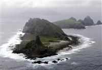 尖閣周辺に中国船 65日連続