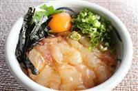 【料理と酒】愛媛の海のごちそう 宇和島の鯛めし