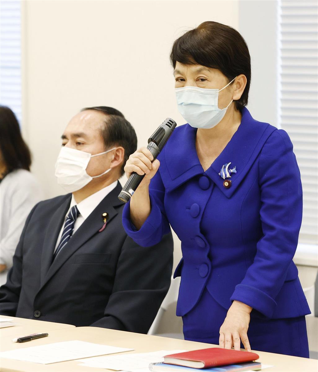 社民・福島党首「付き合う必要なし」 国民投票法改正案審議に - 産経 ...