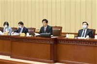 中国、香港4議員の資格剥奪 民主派15議員も抗議で集団辞職
