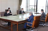 福井知事、早期開業求める 北陸新幹線遅延で国交省に