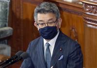 総務相、NHK方針に理解 ネット業務費用の上限200億円