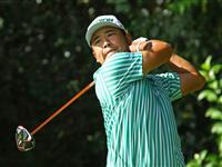 松山は68で3打差暫定5位発進 マスターズゴルフ第1日