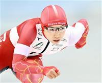 小平、カーブでミス「まだ8割では勝てない」 スピードスケート女子