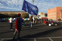 西部アリゾナ州でバイデン氏勝利 米大統領選、CNN速報