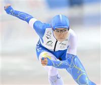 小平、新浜が千メートル制す 全日本選抜スピード