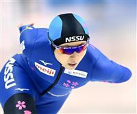 高木美、一戸が優勝 全日本選抜スピード