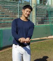【しずおか・このひと】グラブ刺繍の「初心」胸に 巨人育成12位指名の加藤廉内野手(21…