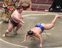 貴景と志摩が1敗堅持 2敗に照富士と竜電 大相撲11月場所