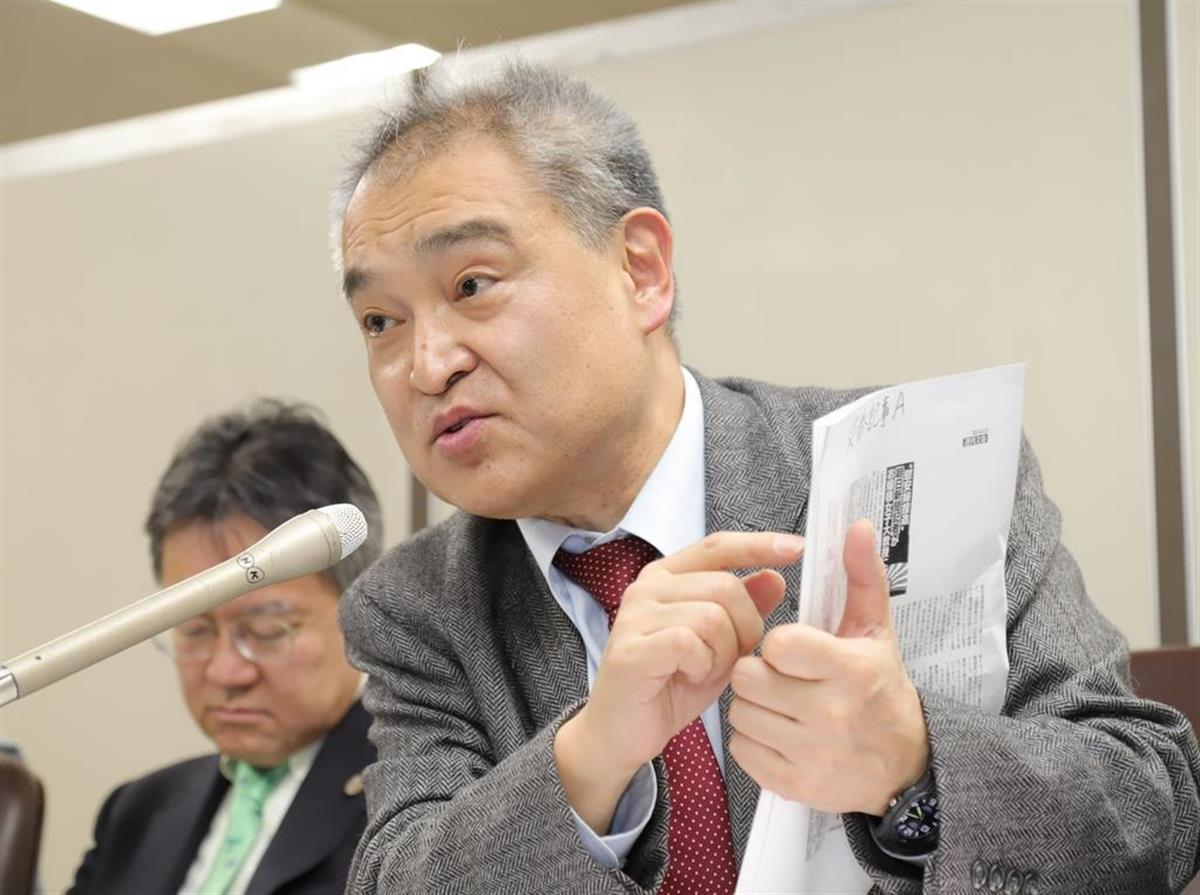 元朝日新聞記者の植村隆氏