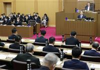 熊本知事、川辺川ダム容認を県議会で表明 賛否拮抗も7月豪雨で転換