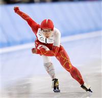 小平、村上が500メートル制す 全日本選抜スピード