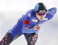 高木美帆、藤野裕人が千メートル優勝 全日本選抜スピード