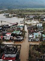 世界を襲う「スーパー台風」の増加は、ニューノーマルの到来を意味するのか?