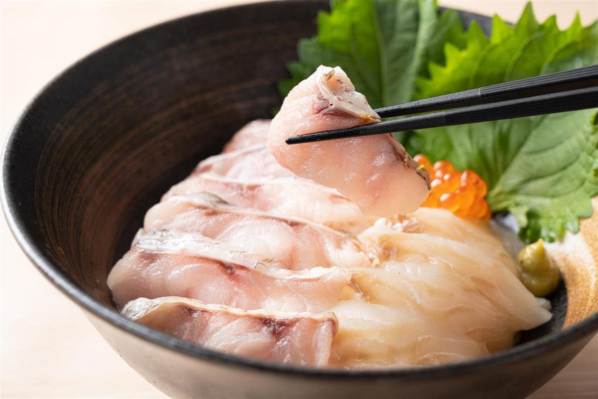 【発見!ふくしまお魚まつり】メニュー紹介(1)「ノドグロとヒ…