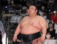 貴景勝、年間最多勝の51勝 2位は正代 夏場所中止で年5場所