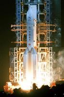 米中、月面探査で覇権争い激化 中国が初の土壌サンプル回収へ 探査機打ち上げ成功