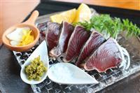 【料理と酒】高知名物 カツオの塩たたき
