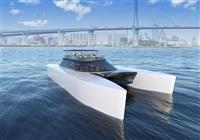 水素旅客船、万博会場・夢洲と大阪市内を結び運航へ 岩谷産業、関電などと共同開発