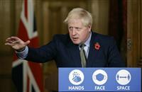 サンタはコロナ感染「リスクなし」 英首相、8歳の子に返信